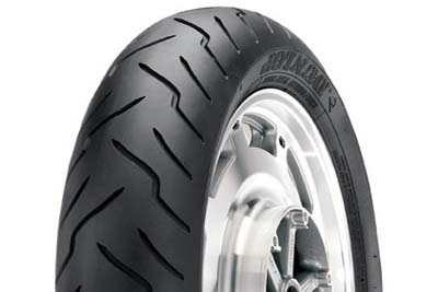 "Dunlop American Elite 130/80B X 17"" Blackwall"