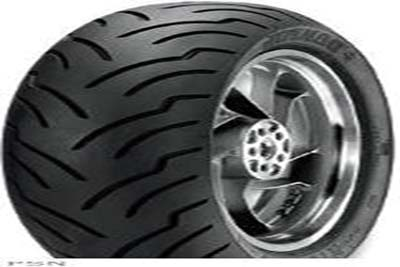 "Dunlop D401 200/55R X 17"" Blackwall"
