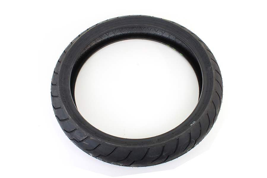 "Dunlop American Elite 130/60B x 19"" Blackwall Tire"