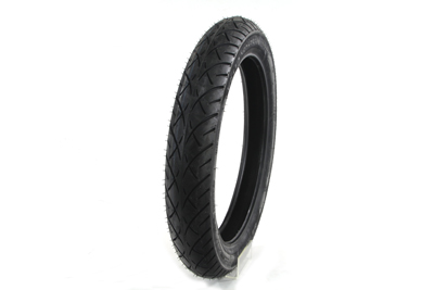 "Metzeler ME888 Marathon 100/90 x 19"" Front Blackwall Tire"