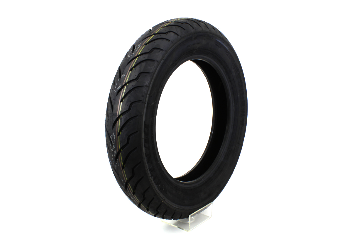 "Dunlop American Elite MU 85B 16"" Rear Blackwall Tire"