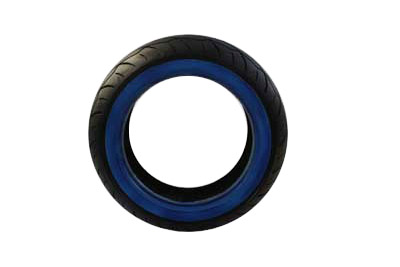 "Vee Rubber 150/60B X 18"" Whitewall Tire"