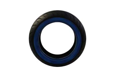 "Vee Rubber MT90HB X 16"" Whitewall Rear Tire"