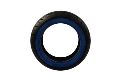 "Vee Rubber 150/80HB X 16"" Whitewall Tire"