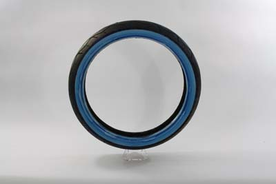 """Vee Rubber 130/50 X 23"""" Whitewall Tire"""