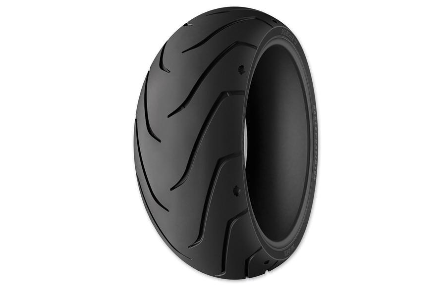 Michelin Scorcher II 150/60ZR17 Blackwall Tire
