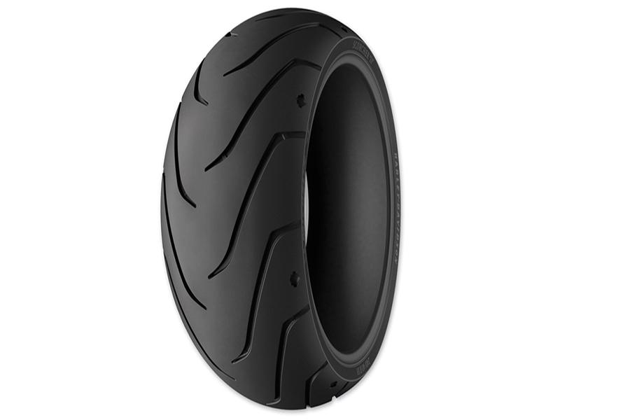 Michelin Scorcher II 150/70ZR17 Blackwall Tire
