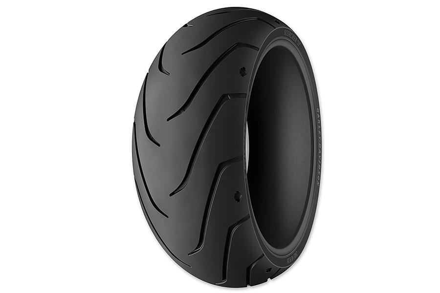 Michelin Scorcher II 180/55ZR17 Blackwall Tire