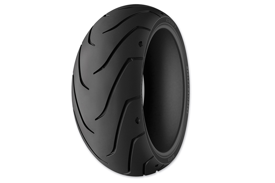Michelin Scorcher II 200/55ZR17 Blackwall Tire