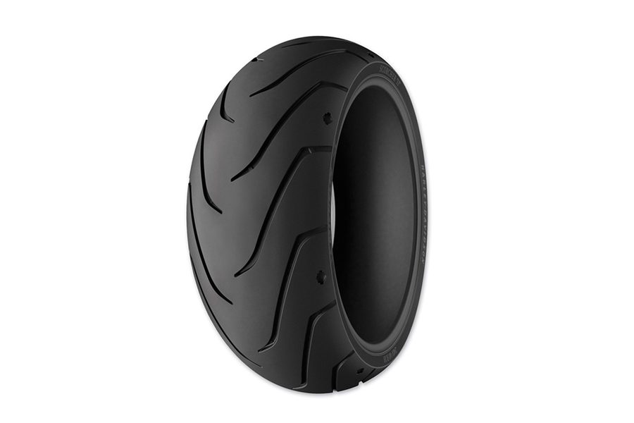 Michelin Scorcher II 240/40R18 Blackwall Tire