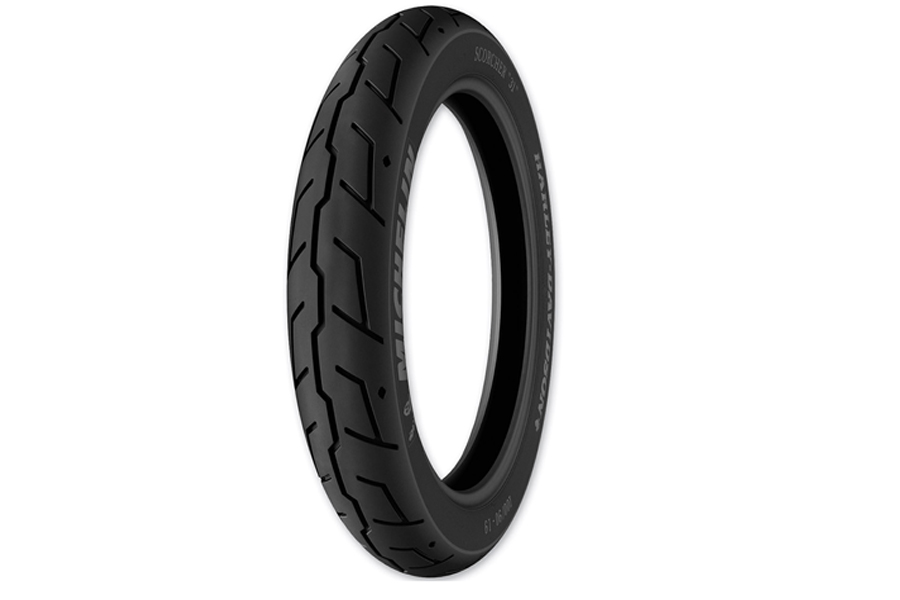 Michelin Scorcher 31 130/70B18 Ply Blackwall Tire