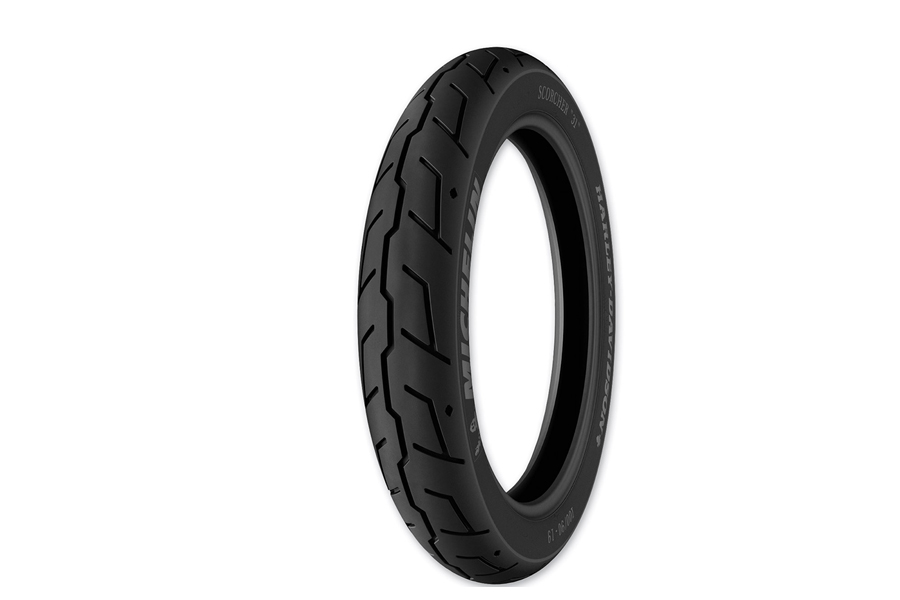 Michelin Scorcher 31 100/90B19 Ply Blackwall Tire