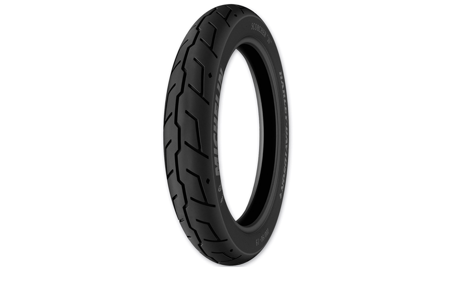 Michelin Scorcher 31 130/60B19 Ply Blackwall Tire