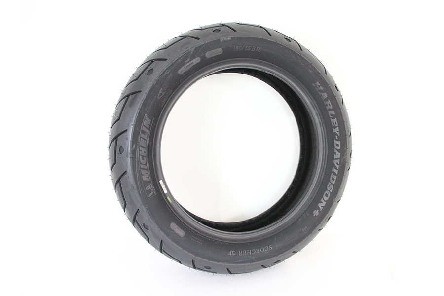 Michelin Scorcher 31 180/65B16 Ply Blackwall Tire