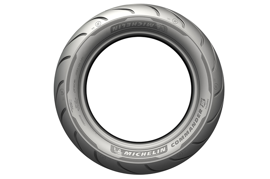 Michelin Commander III 130/80 B17 Front Touring Tire