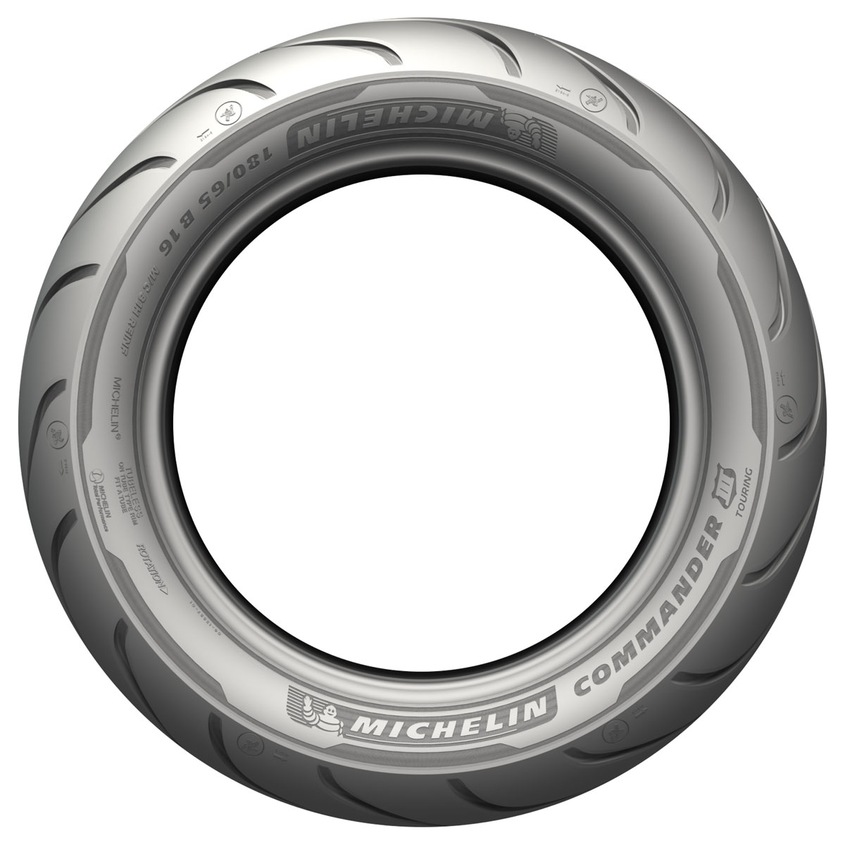 Michelin Commander III MU85 B16 Rear Touring Tire
