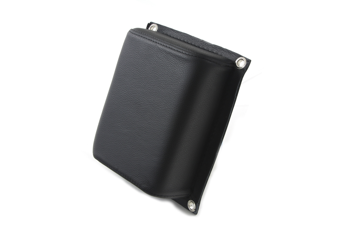 KR Replica Leather Rear Seat Pillion Pad