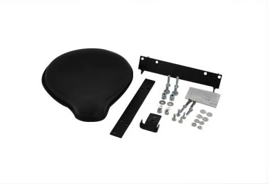 *UPDATE Black Leather Solo Seat and Mount Kit