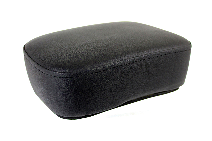 Plain Lick and Stick Fender Pad Black Vinyl