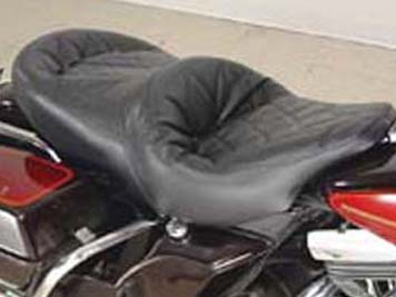 *UPDATE Diamond Stitch Touring Style Seat