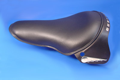 *UPDATE Black Leather Buddy Seat With Speedwing Skirt