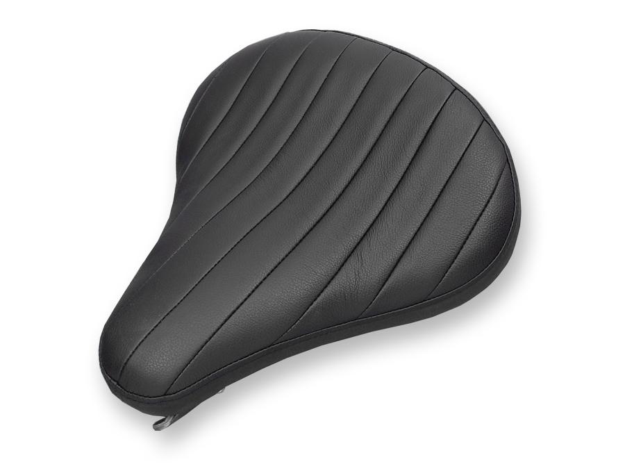 Bates Style Black Leather Seat Kit