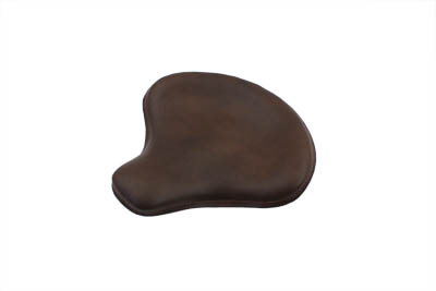 Velocipede Brown Leather Solo Seat