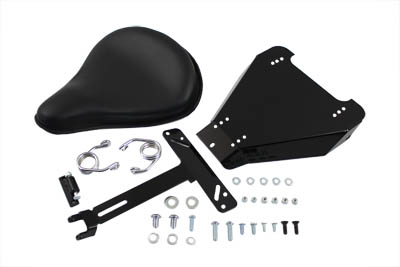 Solo Seat Kit Black