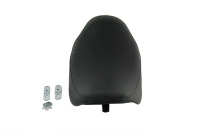 Black Saddle Solo Seat