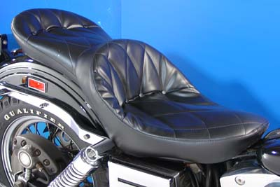 *UPDATE Double Bucket Style Touring Seat