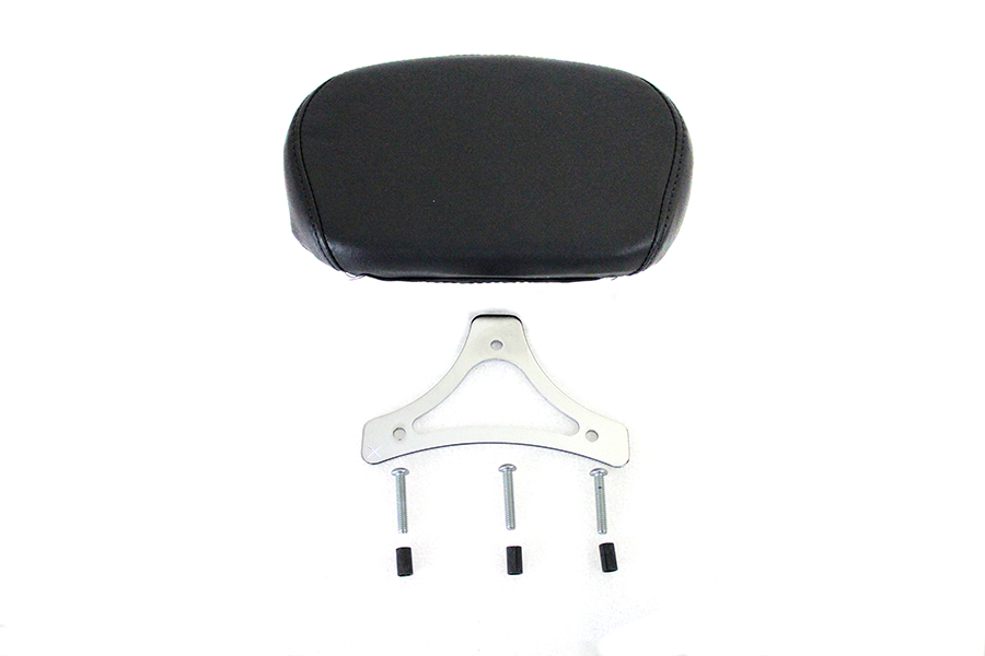 Smooth Look Short Passenger Back Rest Pad