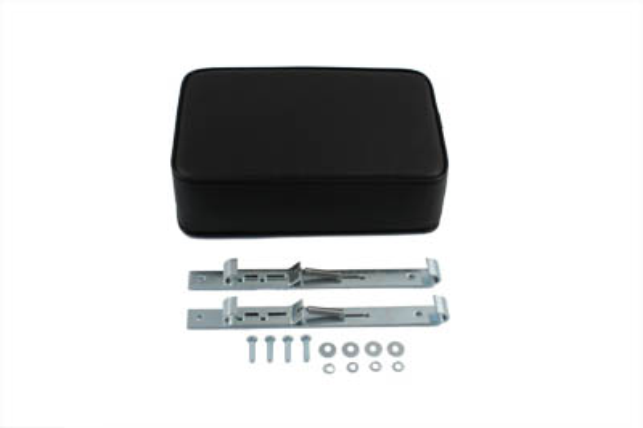 Corbin Black Luggage Rack Pad Kit