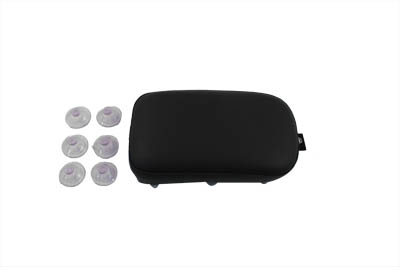 *UPDATE Phantom Rear Seat Pillion Pad in Black Vinyl