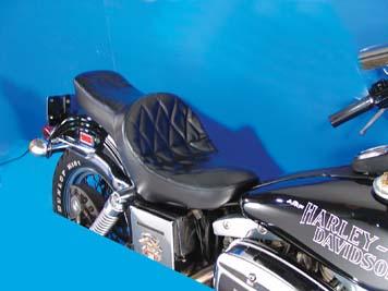 *UPDATE Double Bucket Touring Seat MK III Style