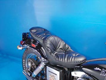 *UPDATE Double Bucket Touring Seat Plush Style