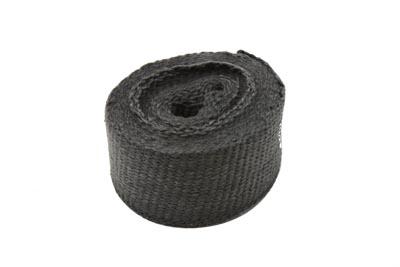 Black Exhaust Wrap