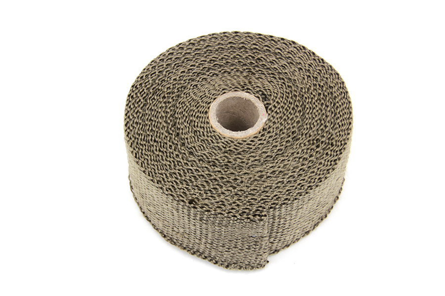 Copper Fiberglass Exhaust Wrap