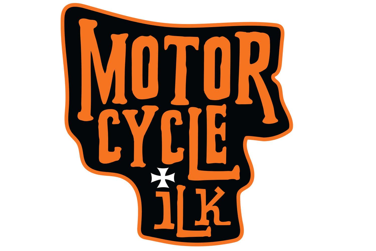 Motorcycle Ilk Patches