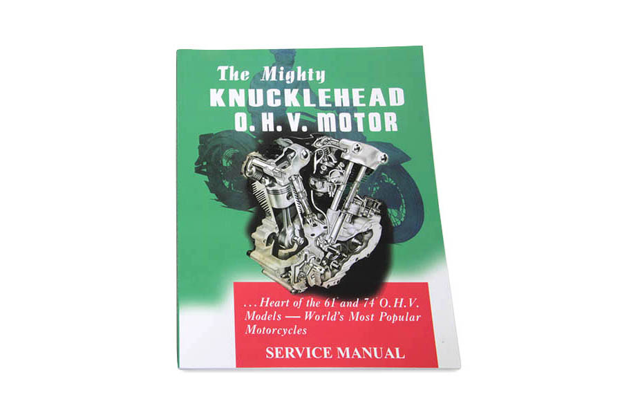 Knucklehead Service Manual