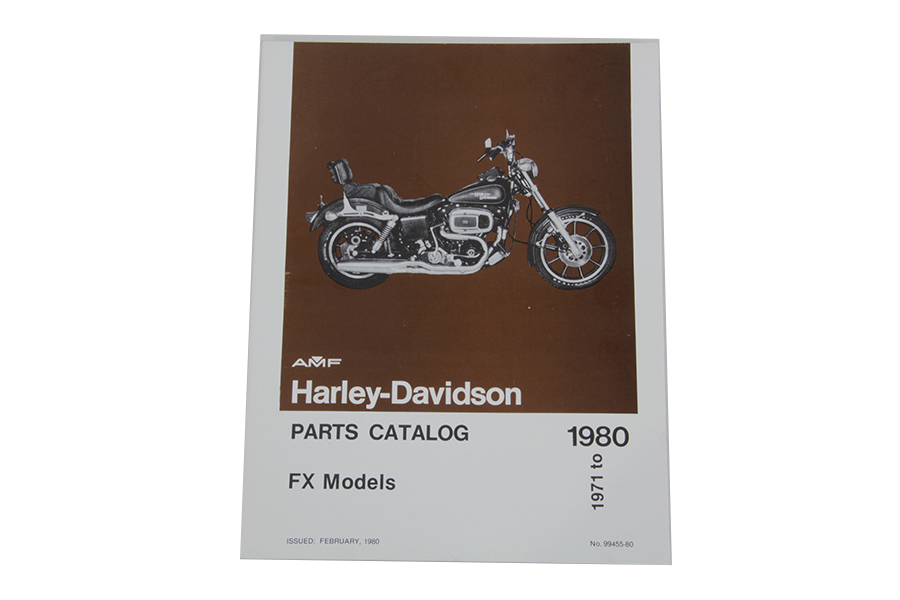 *UPDATE Factory Service Manual for 1971-1980 FX
