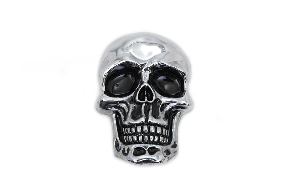 Pewter Skull Emblem Set