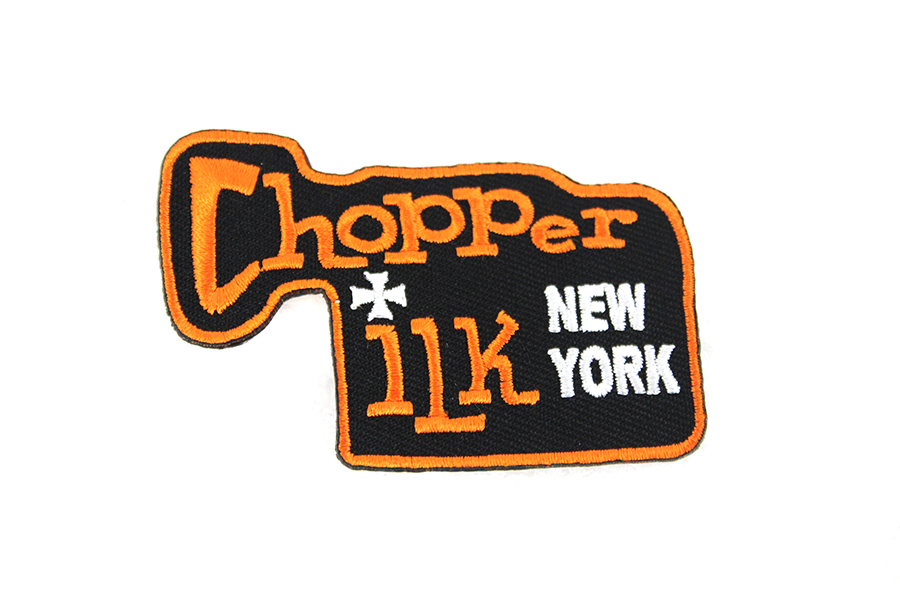 Chopper Ilk New York Patches