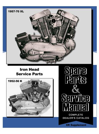 XL/K Parts and Service Manual