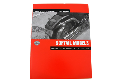 *UPDATE Factory Service Manual for 2002 FXST-FLST