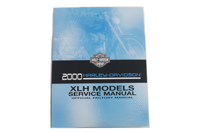 *UPDATE Factory Service Manual for 2000 XL