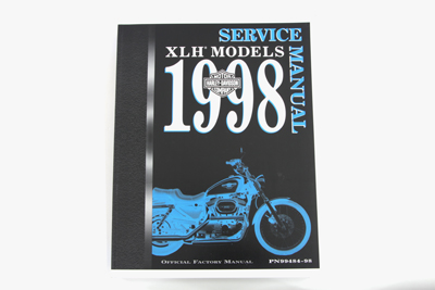 *UPDATE Factory Service Manual for 1998 XL
