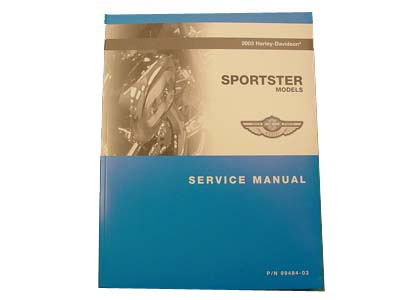 *UPDATE Factory Service Manual for 2003 XL