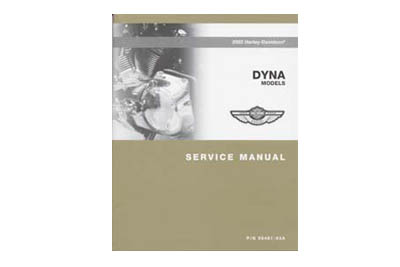 *UPDATE Factory Service Manual for 2003 FXDG
