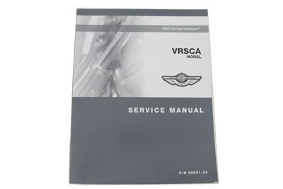 Factory Service Manual for 2003 VRSC
