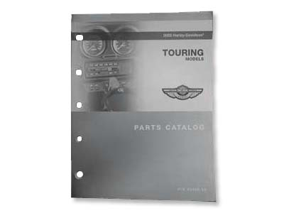 Factory Spare Parts Book for 2003 FLT